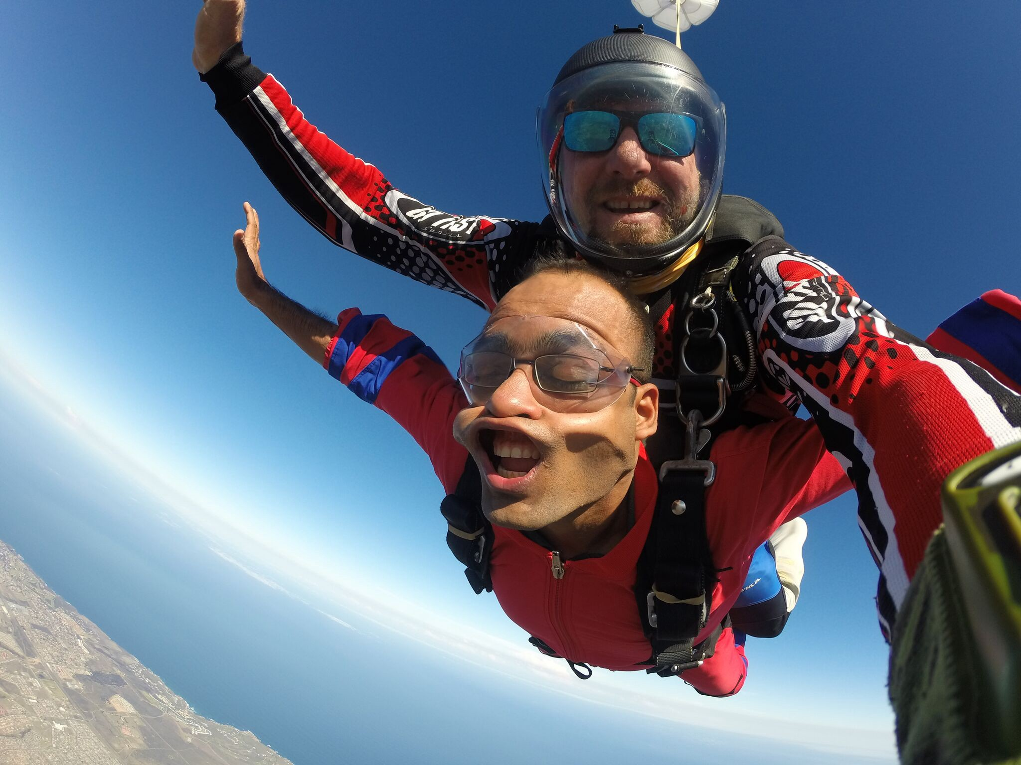 What Skydiving reminded me about Extreme Fat-Loss - Fit