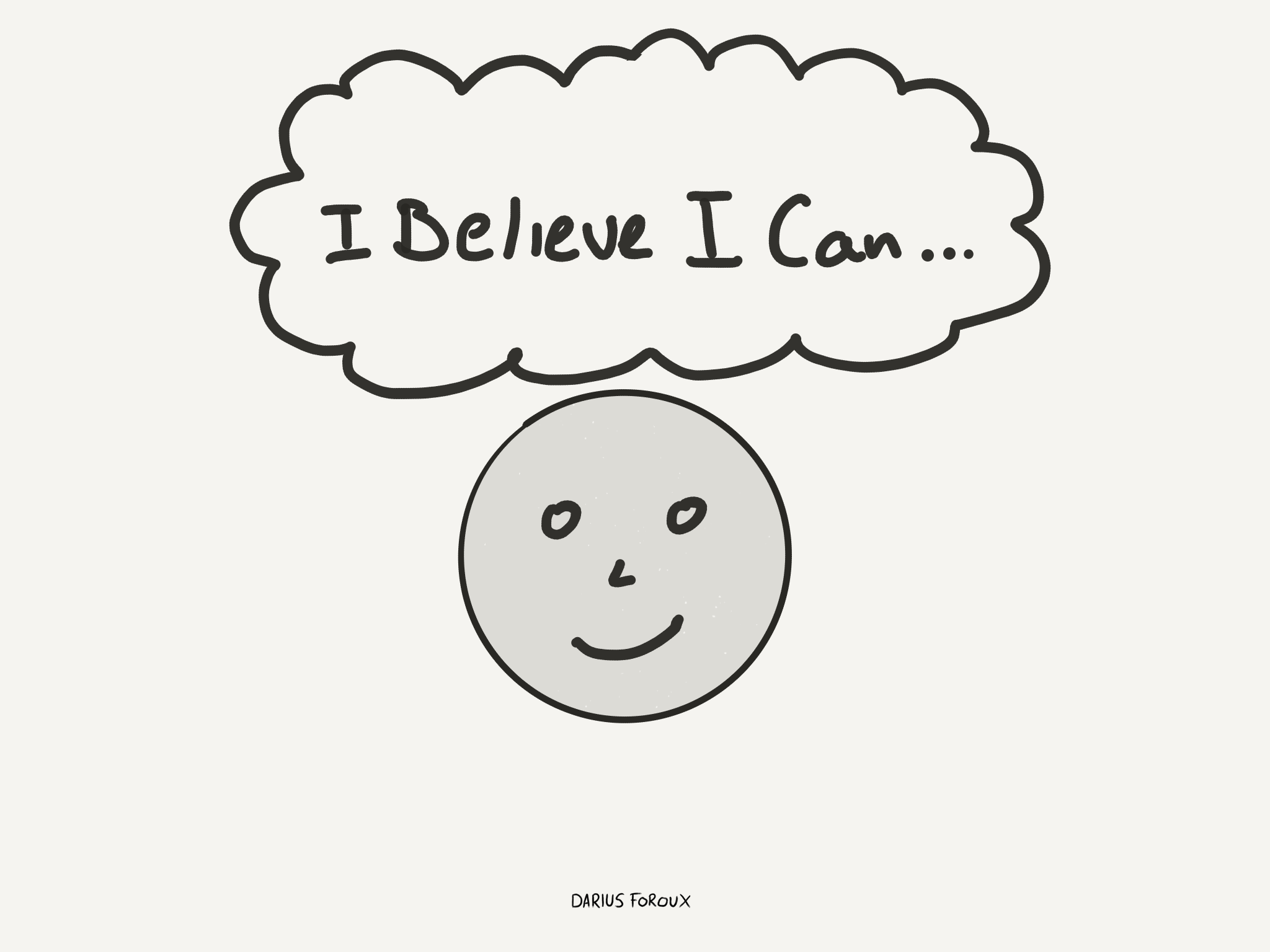 If You Can Believe It, You Can Achieve It - The Blog Of