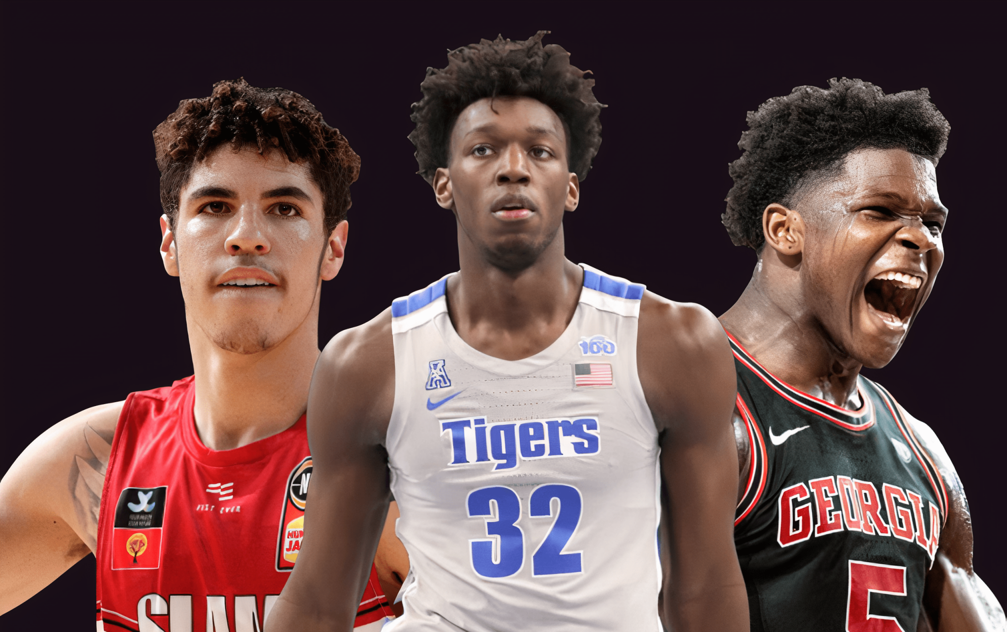 LaMelo Ball, James Wiseman, and Anthony Edwards are expected to go at the top of the 2020 Draft. Everything you need to know…