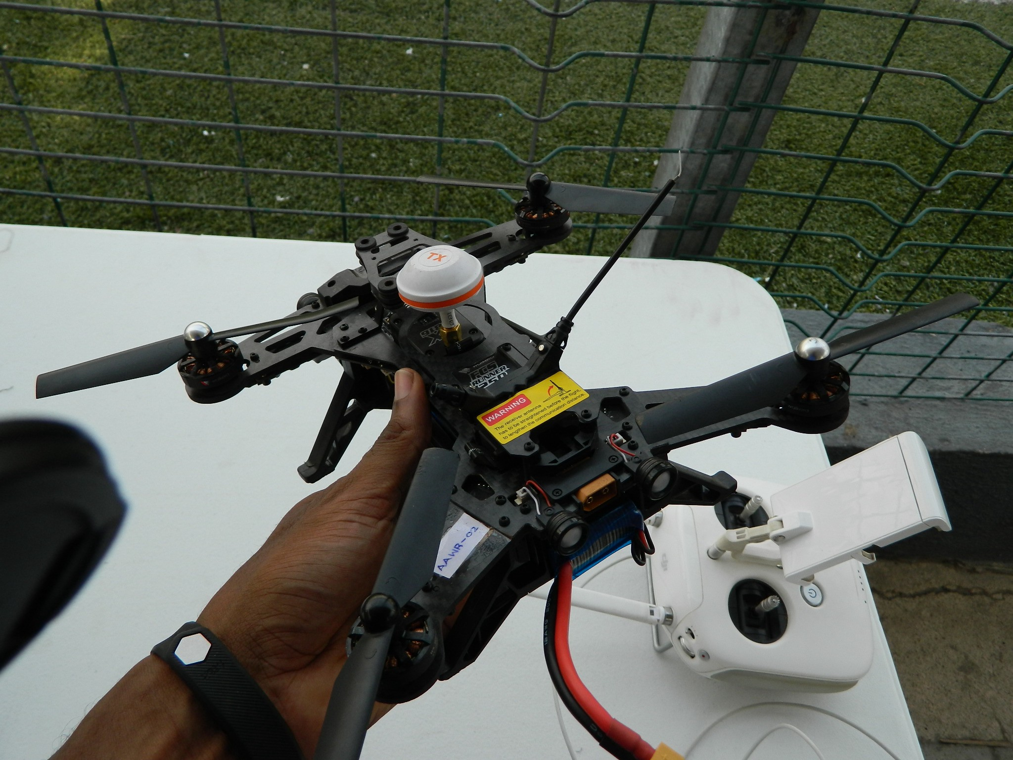Aerial Flight: Aero Shutter Hopes To Make Drone Racing More Than A