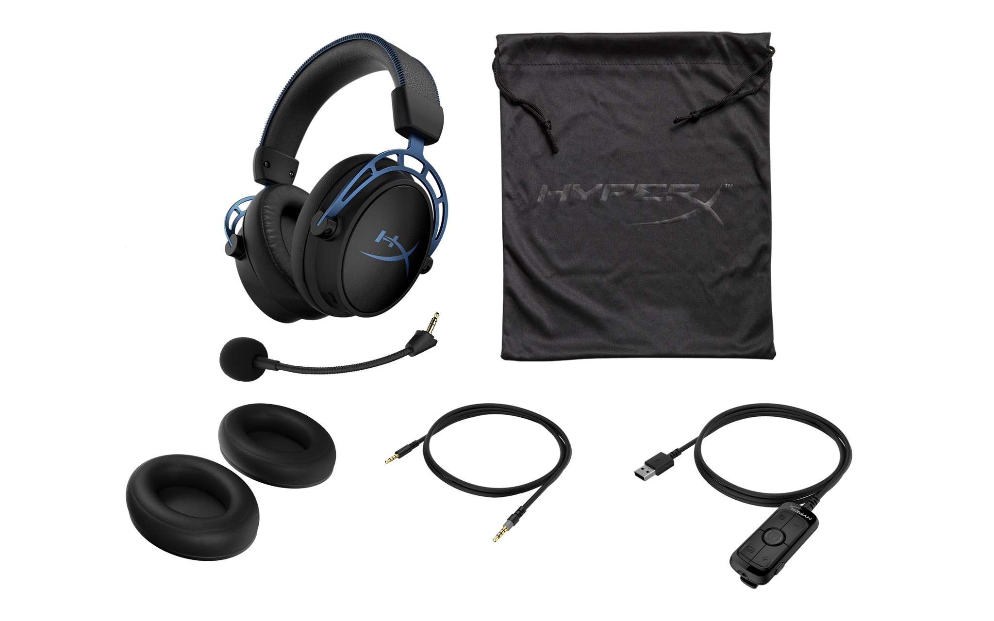 HyperX Cloud Alpha S 7 1 Gaming Headset Review - Alex Rowe
