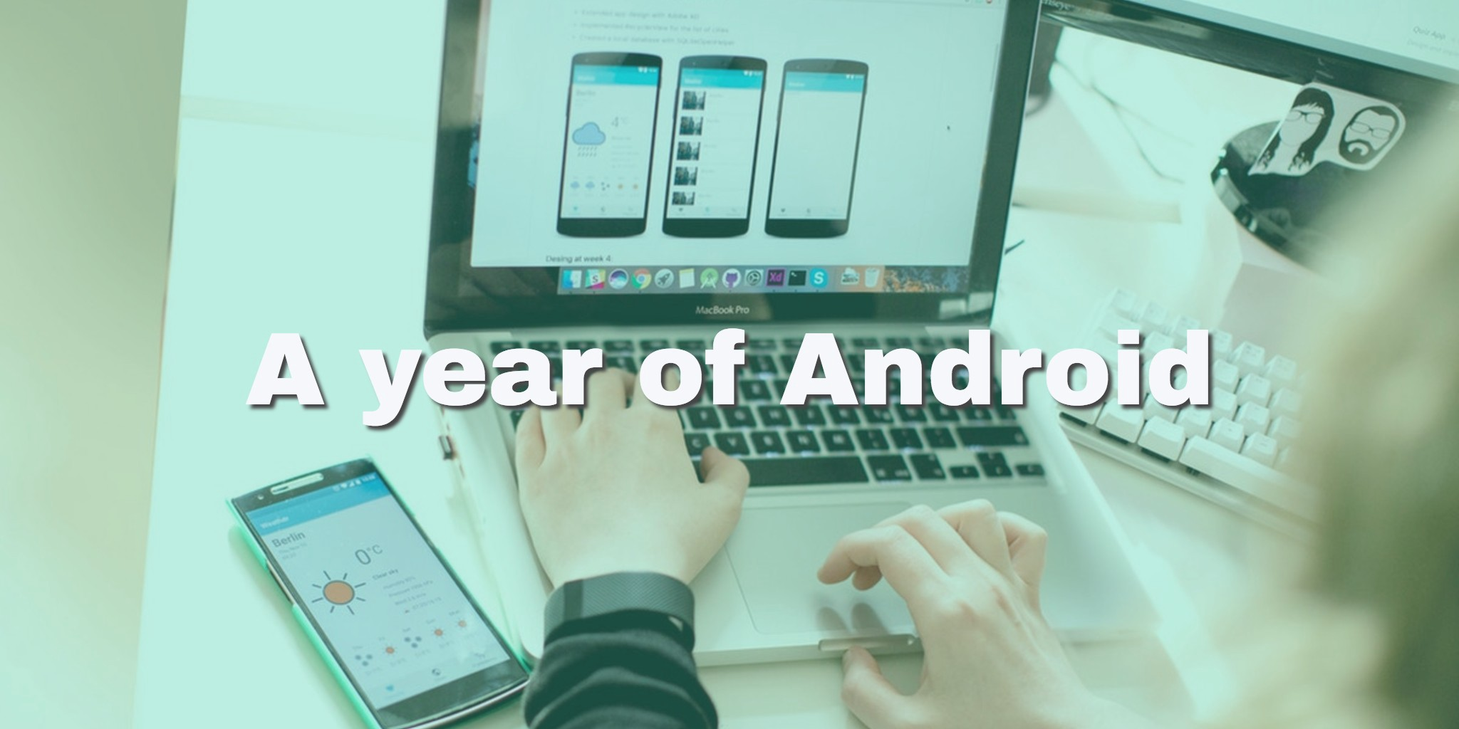 A year of Android - Udacity Inc - Medium