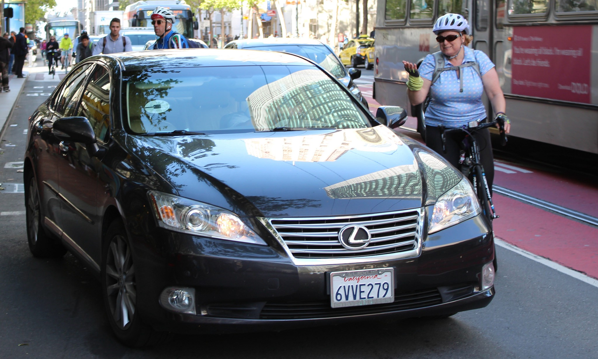 Lyft and Uber: you control bike share in SF  Now what?