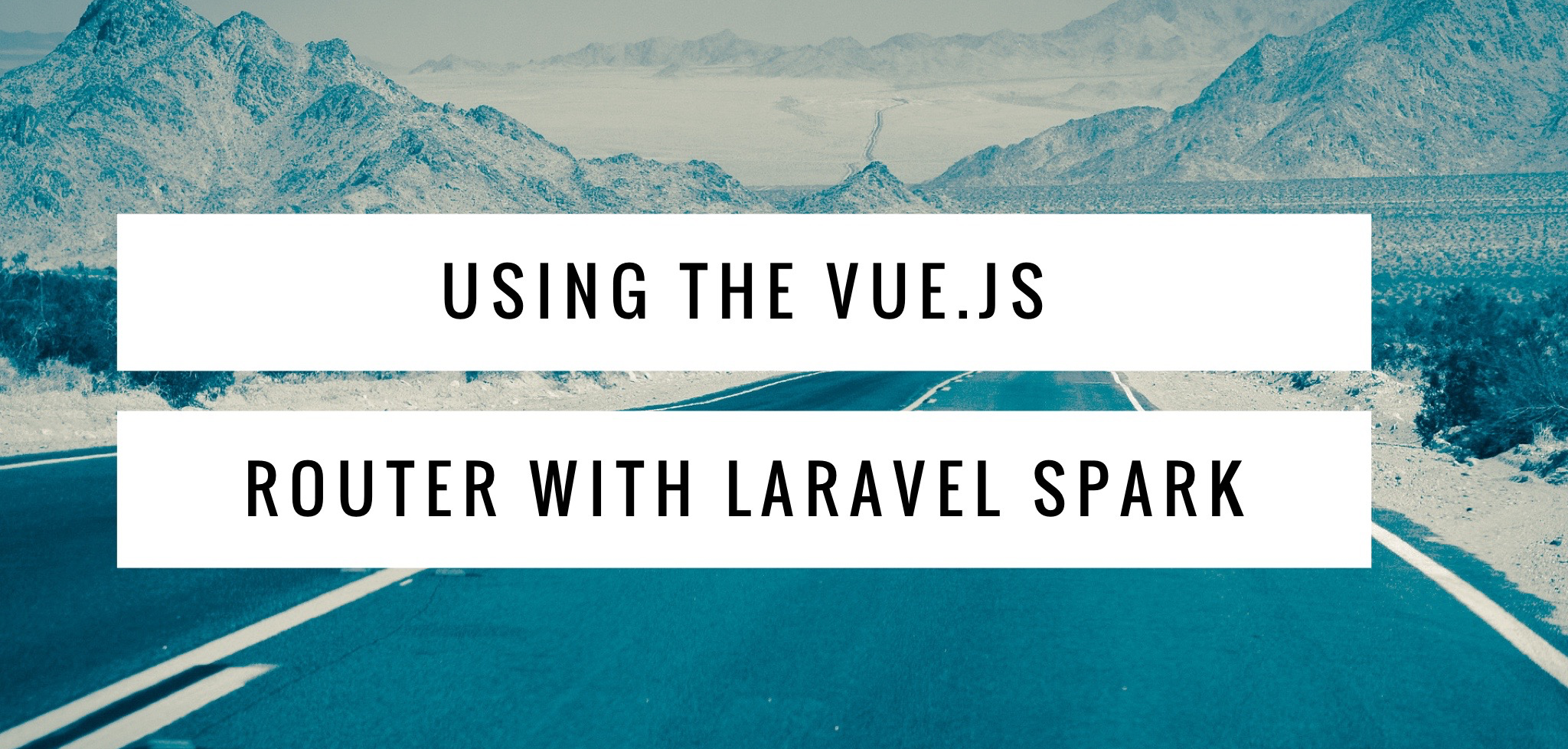 Using the Vue js router with Laravel Spark - dotdev