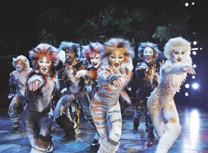Image result for cats broadway