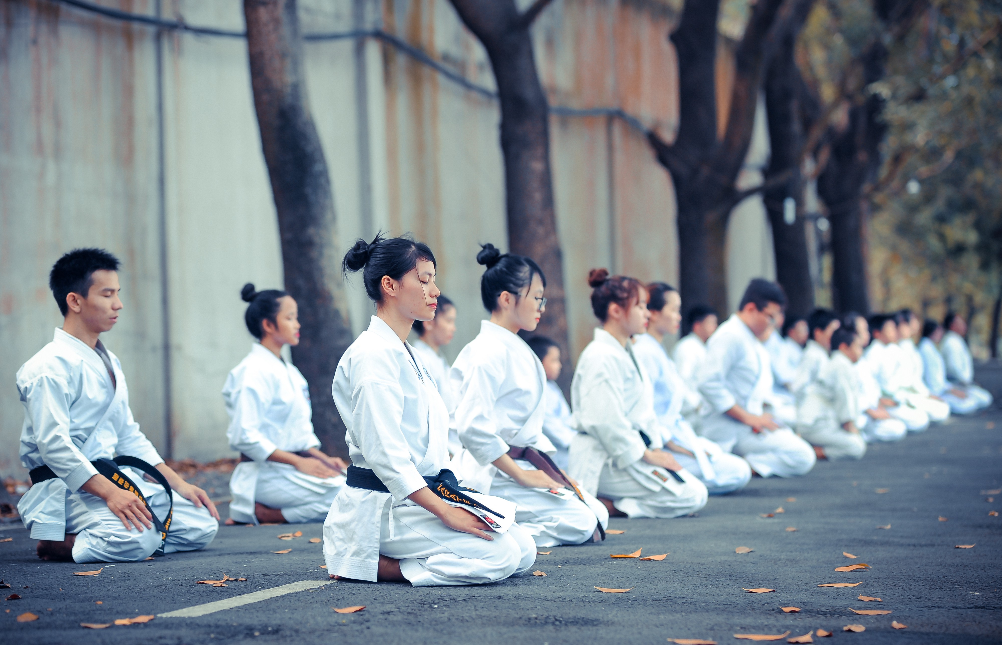 karate for strength and fitness