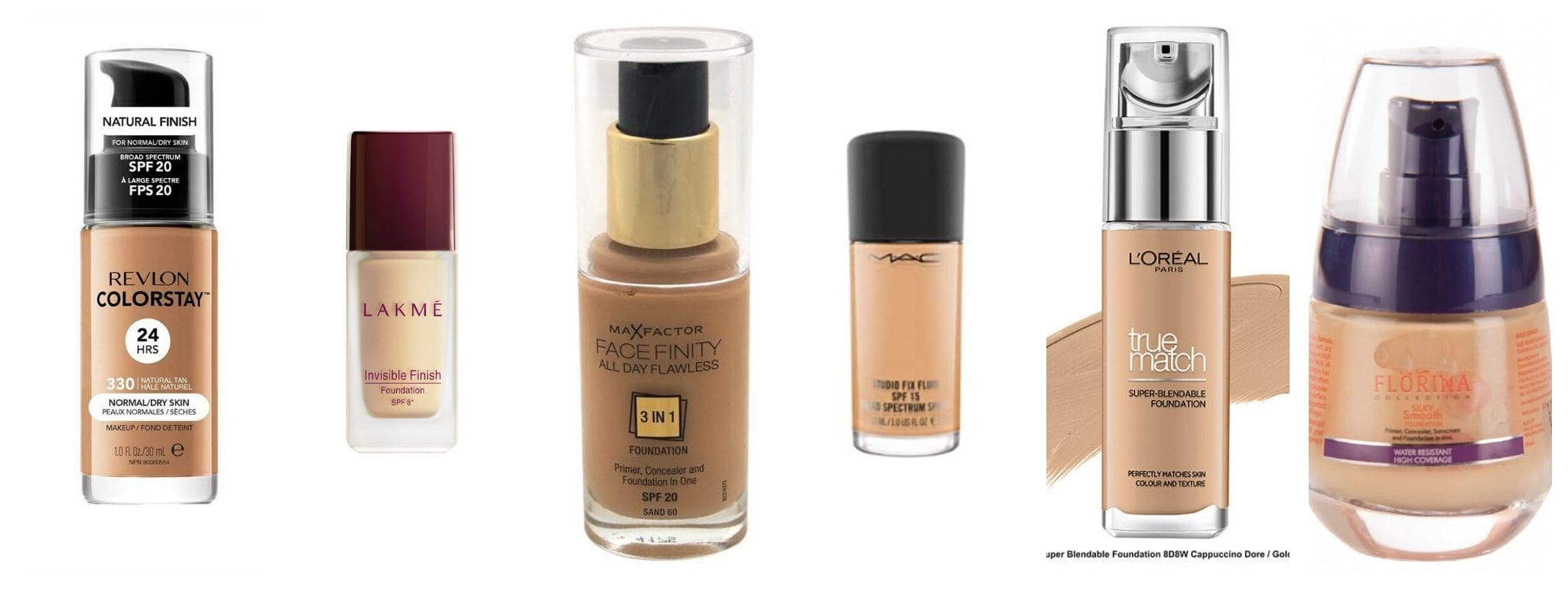 Top 8 Best Foundation July 2020 For All Skin Types By Best Review For You Medium