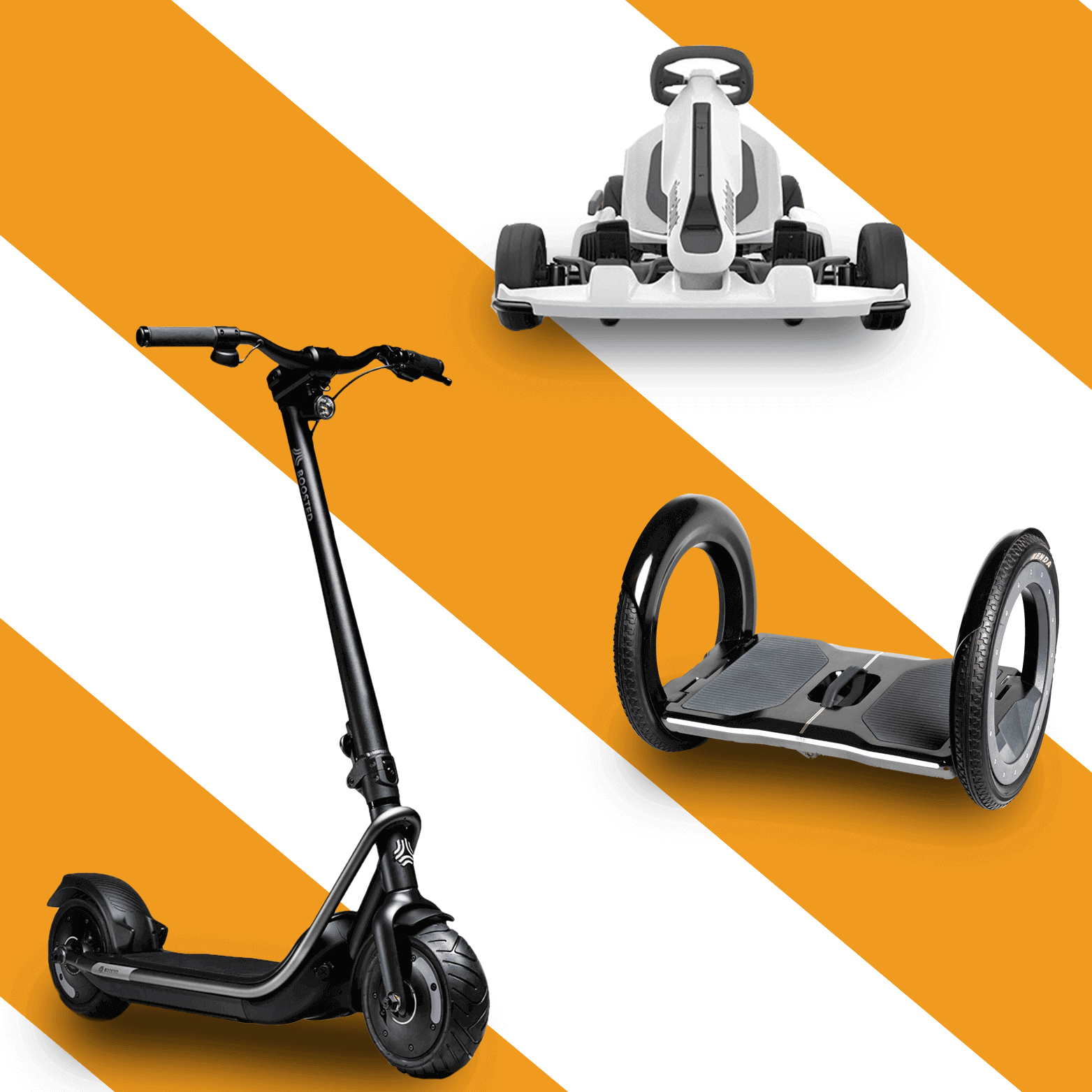 WHAT WE GET ASKED THE MOST ABOUT ELECTRIC SCOOTERS?