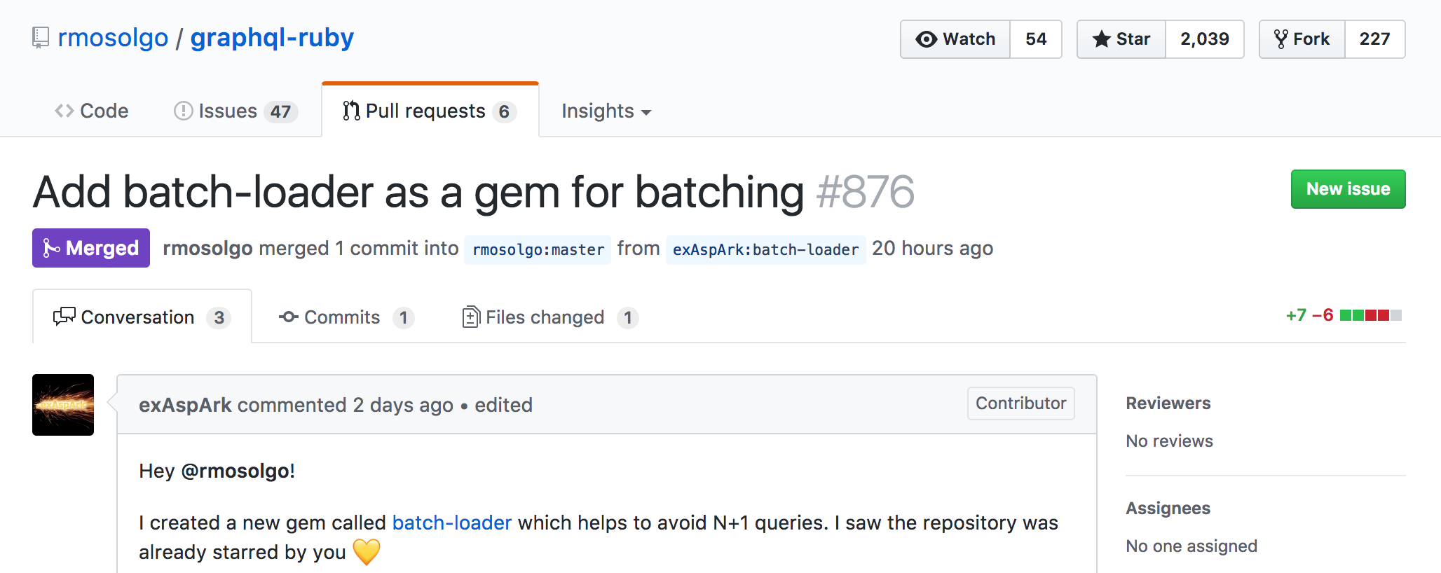 Batching – A powerful way to solve N+1 queries every Rubyist