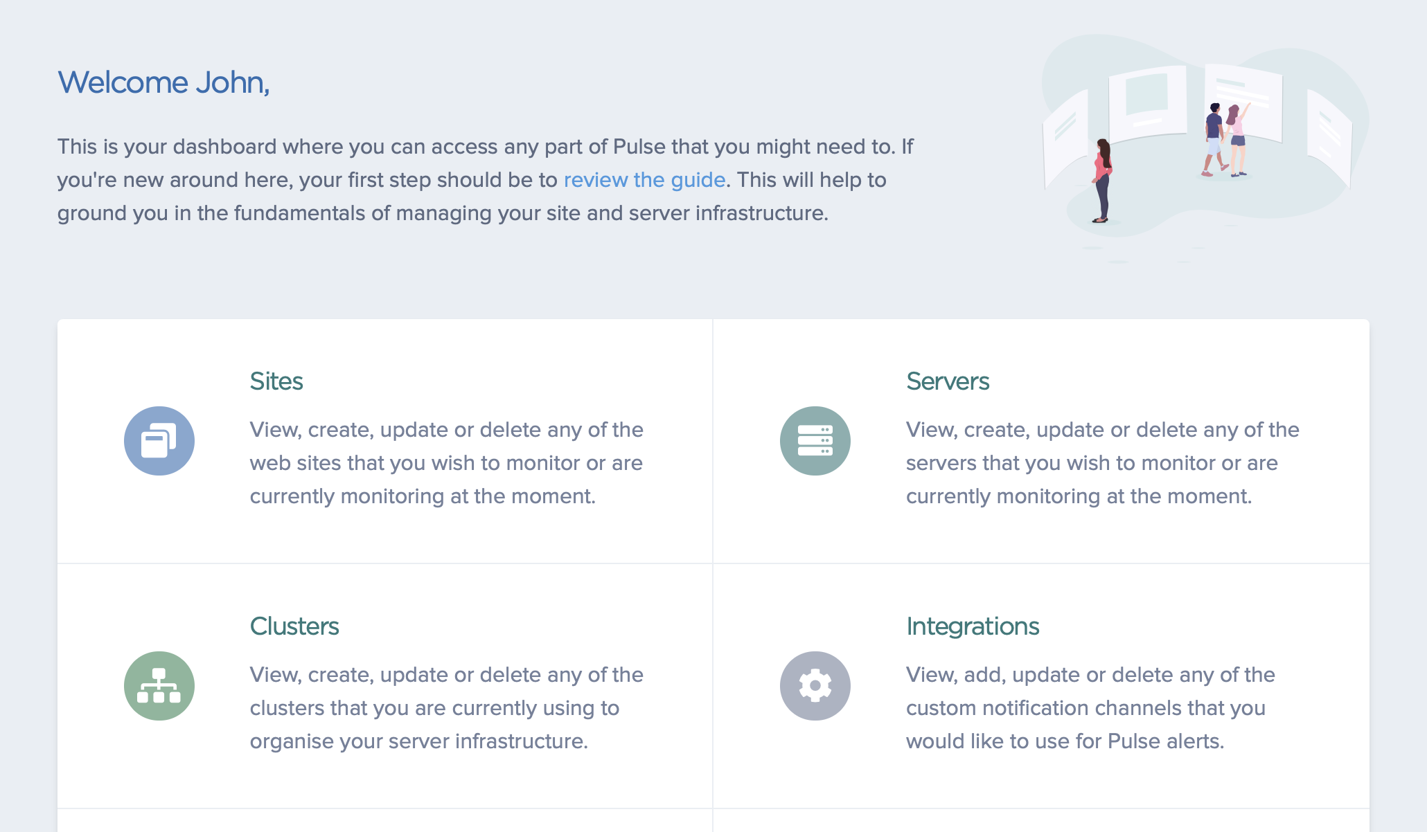 Introducing Pulse 2 0 — site and server monitoring for