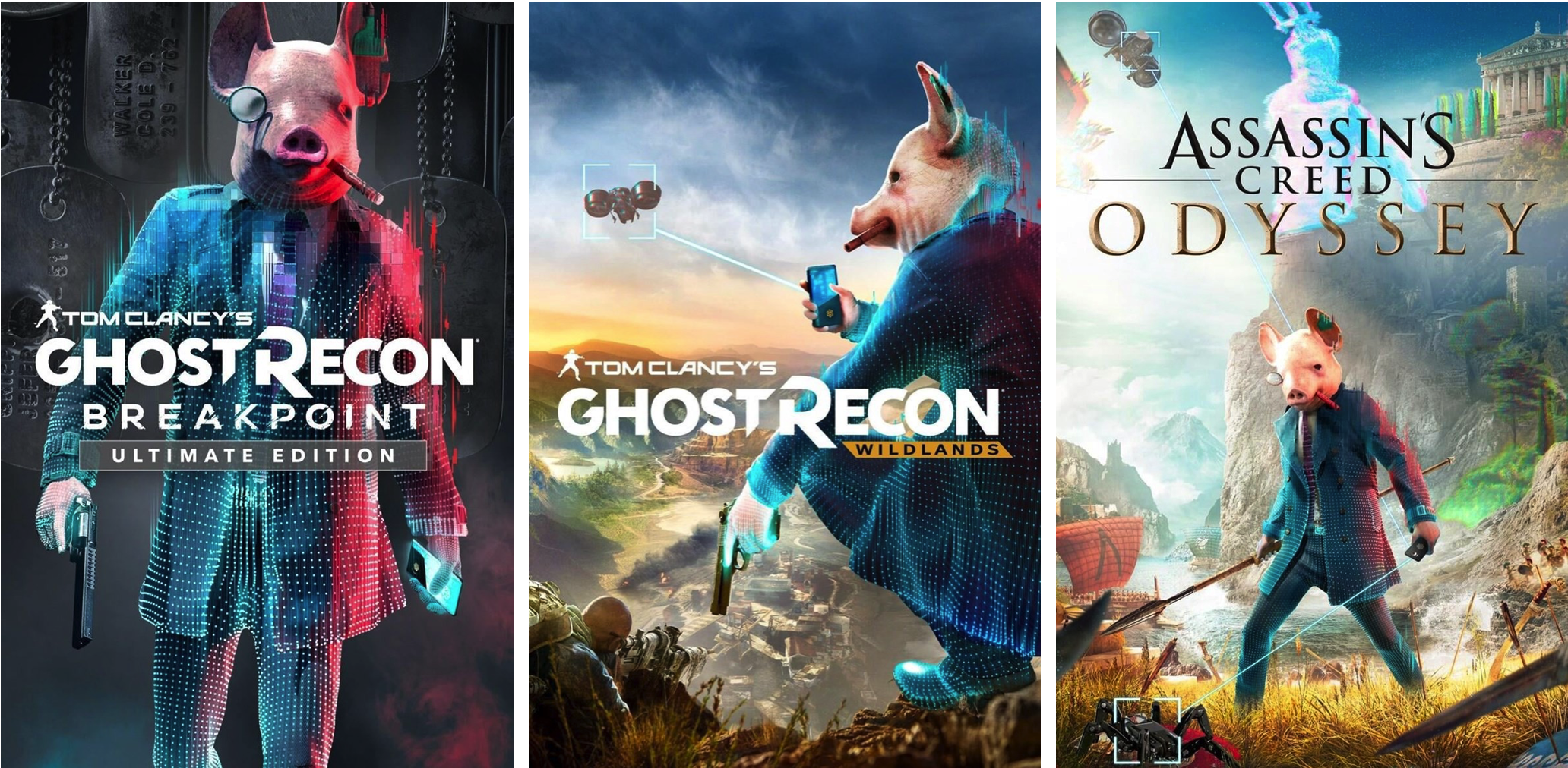 Dedsec Cover Art Is The Best Part Of Ubisoft S Latest Sale By Antony Terence Superjump Oct 2020 Medium