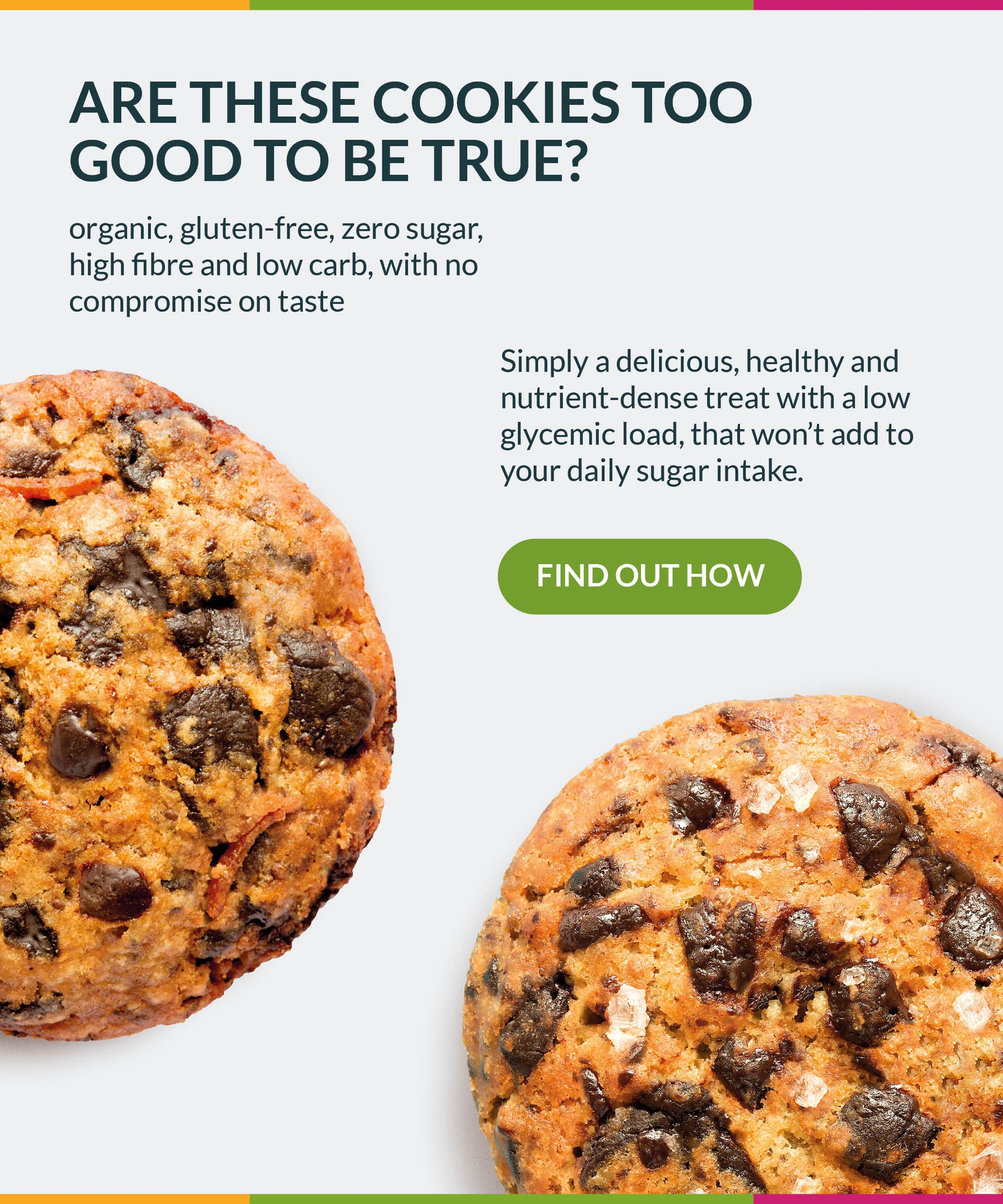 Are These Cookies Too Good To Be True Vita Mojo Os