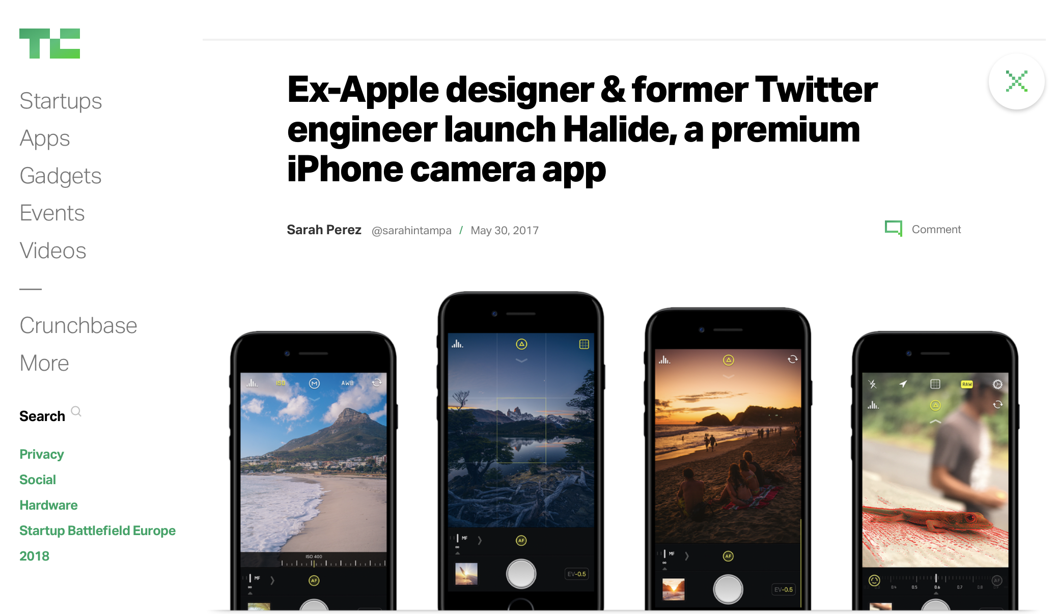 Halide: One Year Later - Halide