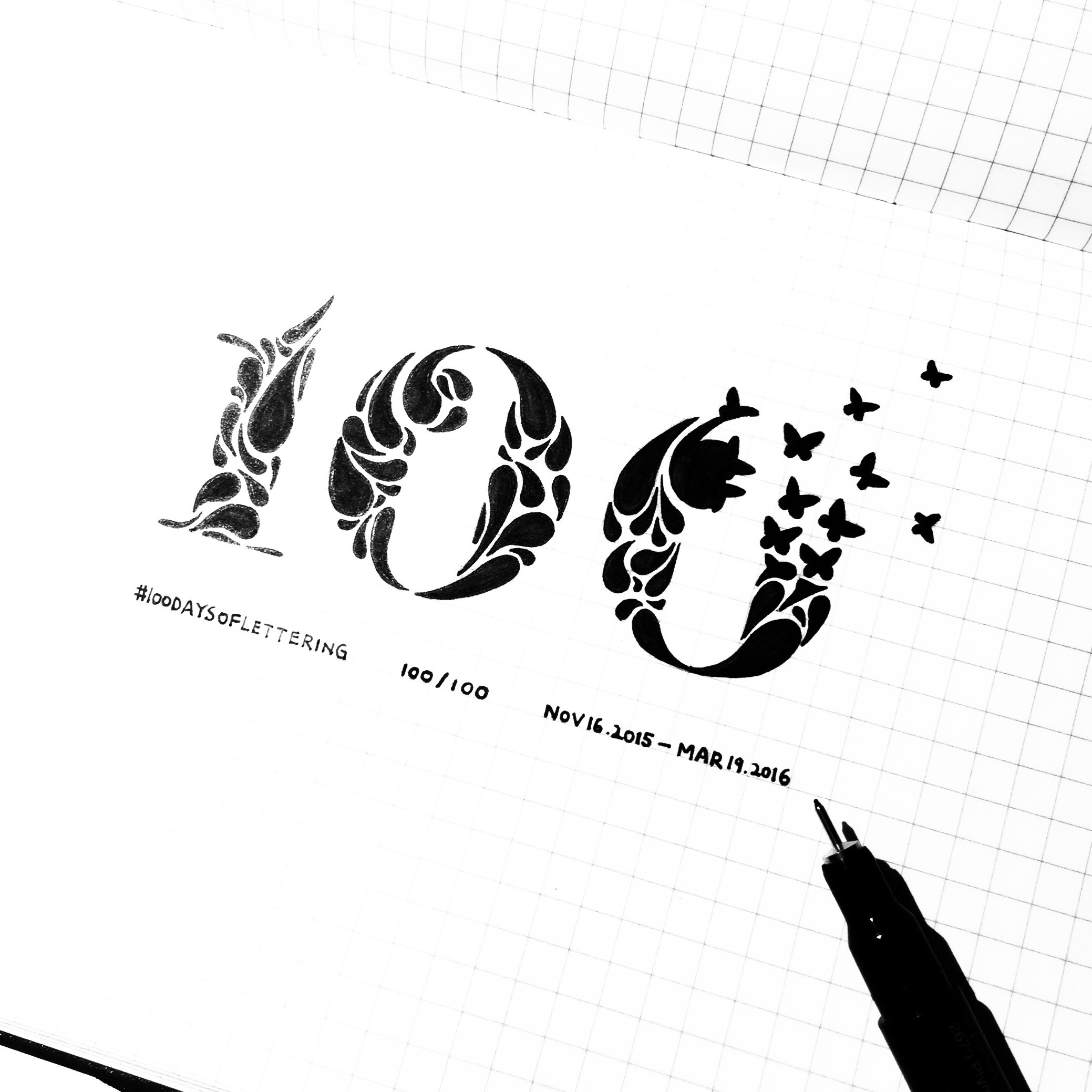 100 Days of Vector Illustration - The 100 Day Project - Medium