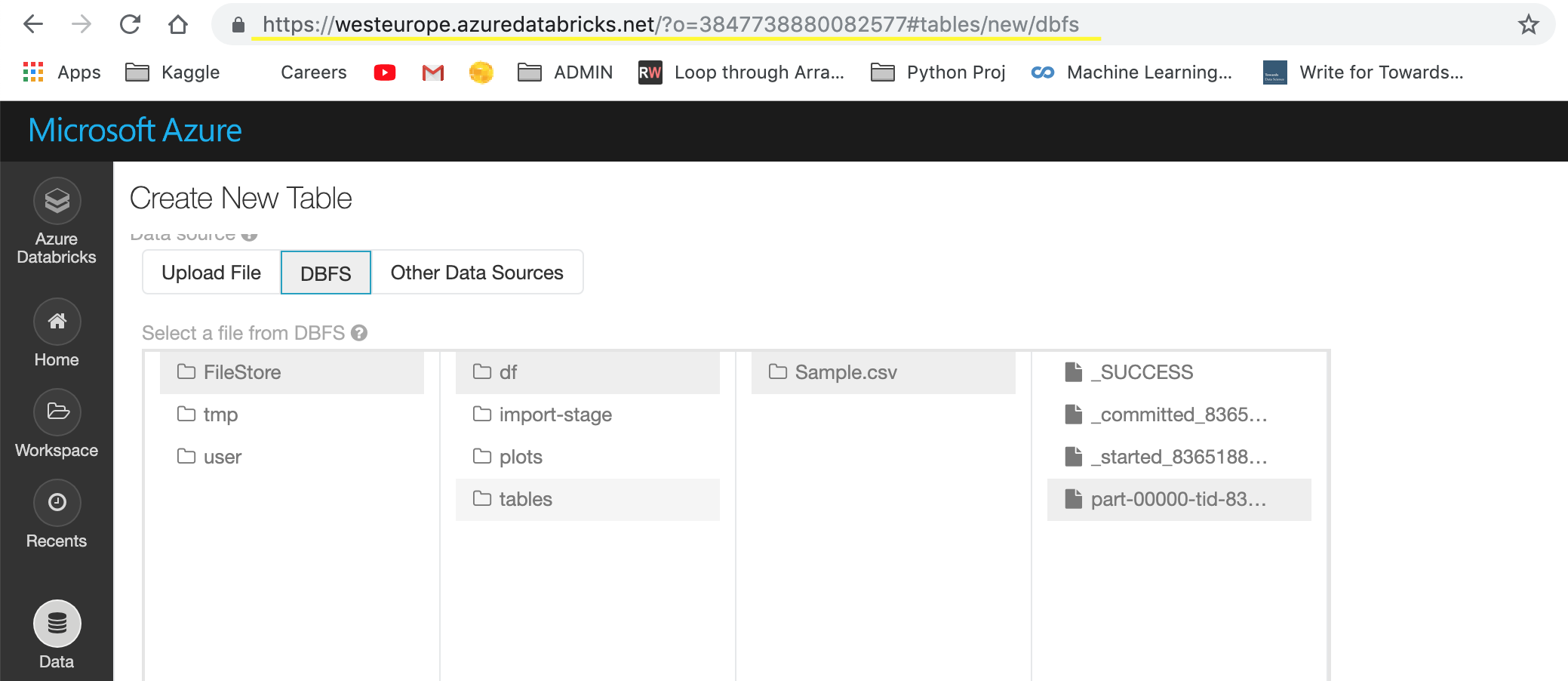 Databricks: How to Save Data Frames as CSV Files on Your