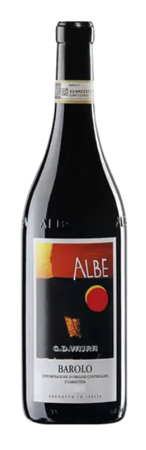 G.D. Vajra Nebbiolo Albe—named after the sunrise of which these vineyards claim to see three a day