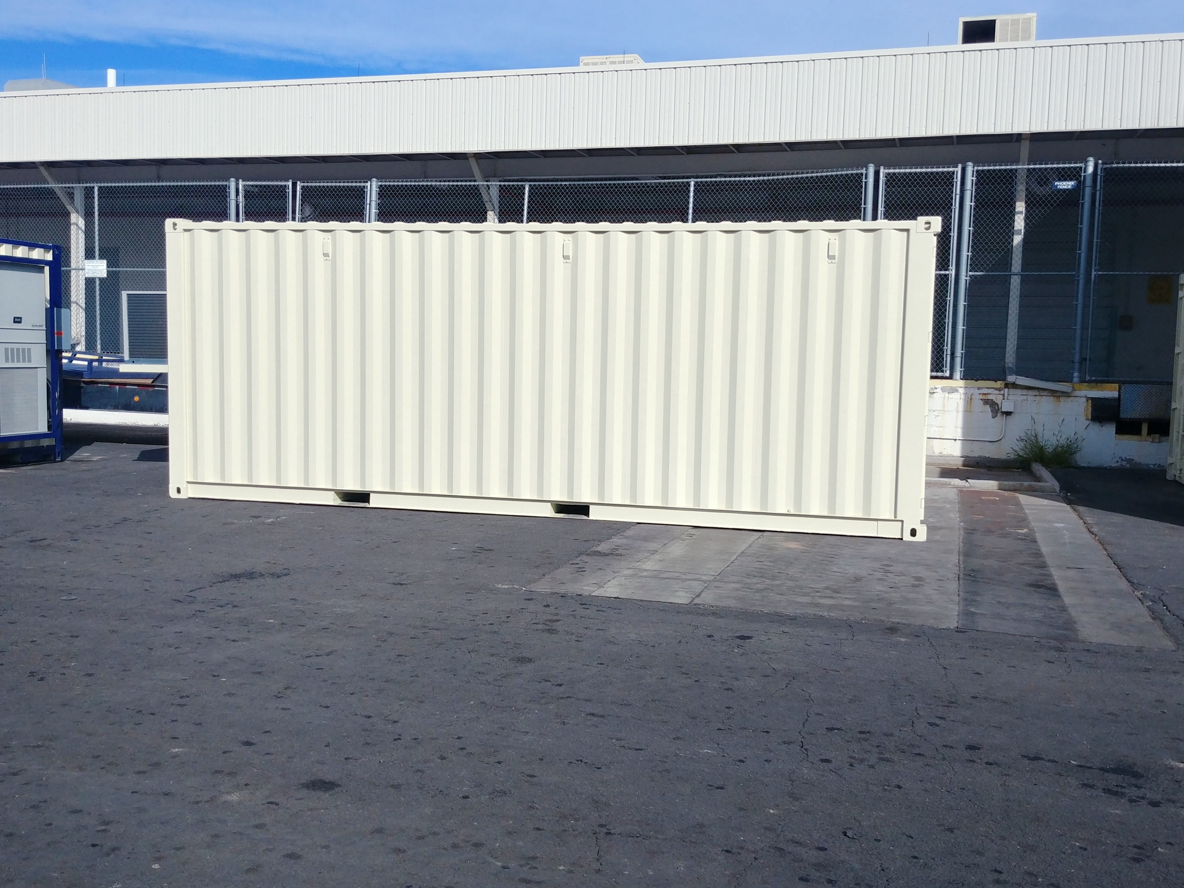 Temporary Storage Container
