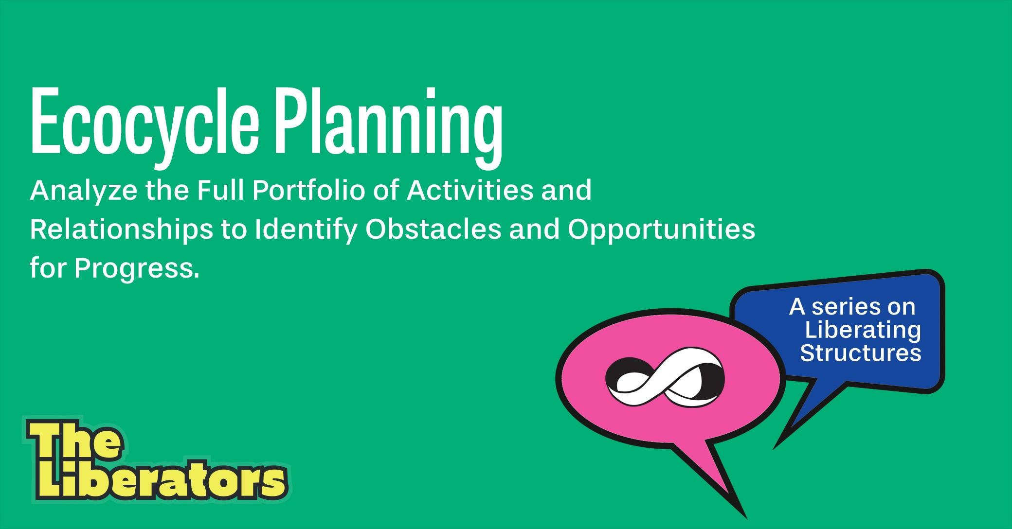 Analyze the Full Portfolio of Activities and Relationships to ...