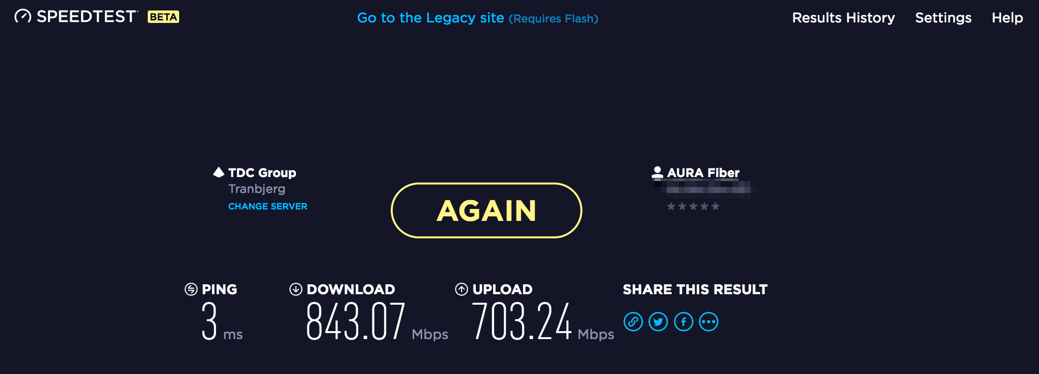 I installed Ubiquiti Unifi Access Points at home, and they