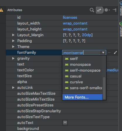 Migrating to Downloadable Fonts on Android - Adam Bennett