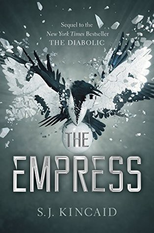 Review: The Empress (The Diabolic #2) by S J Kincaid