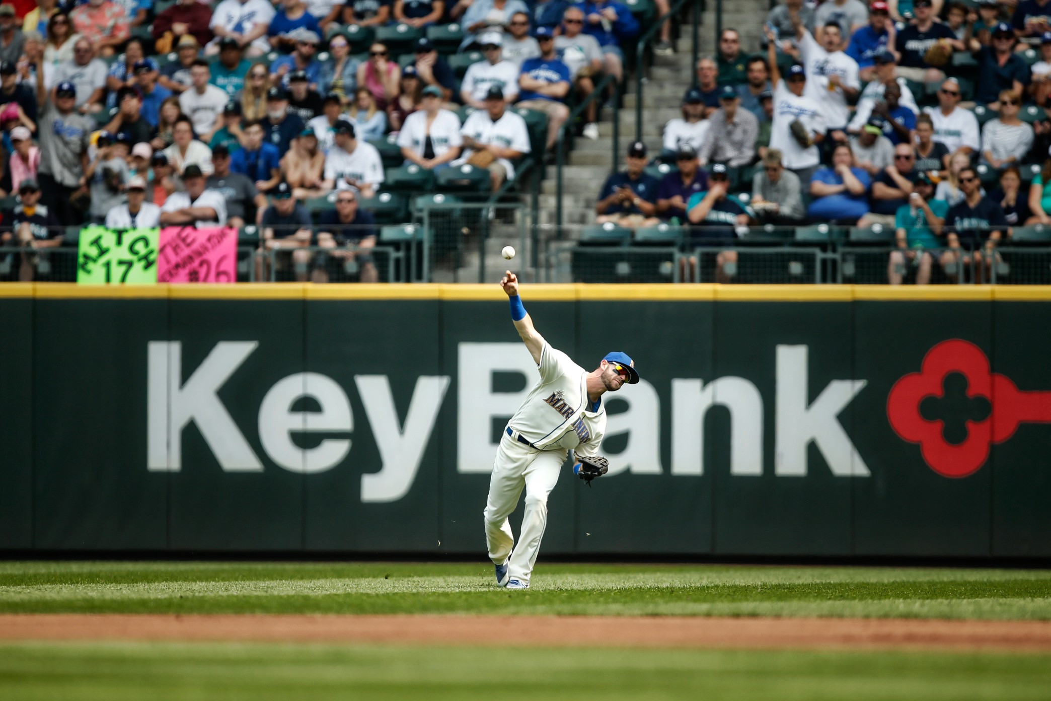 2018 in Review: Mitch Haniger - From the Corner of Edgar & Dave