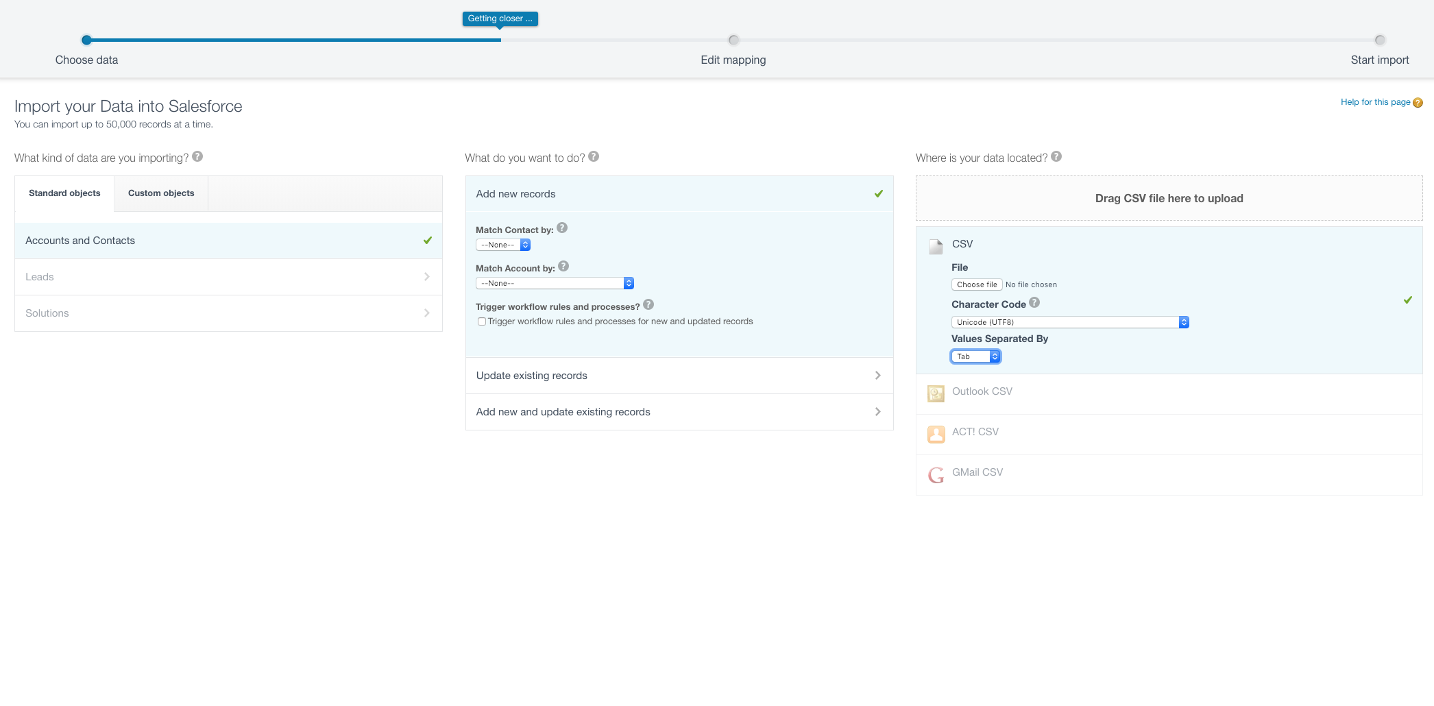 How to migrate from Pipedrive to Salesforce - Project A - Medium