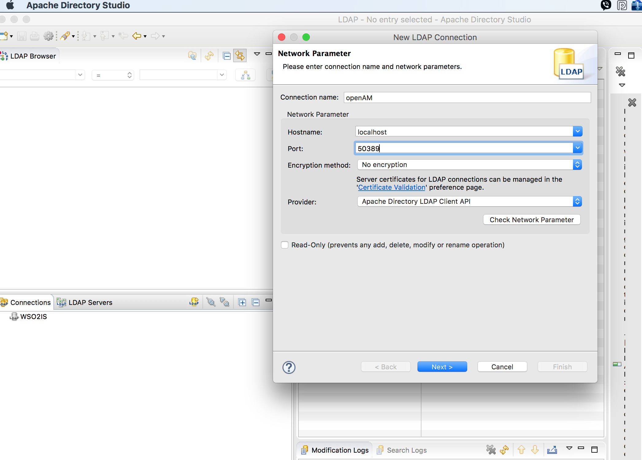 Adding embedded OpenDJ LDAP in OpenAM as a Secondary User