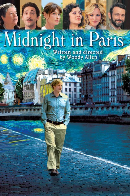 Midnight in Paris, and the Horrifying Effects of Writer's Block | by Ben  D'Alessio | Medium