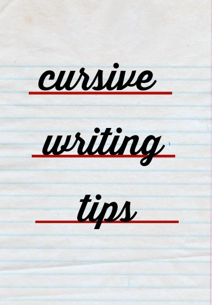 Image result for cursive handwriting practice