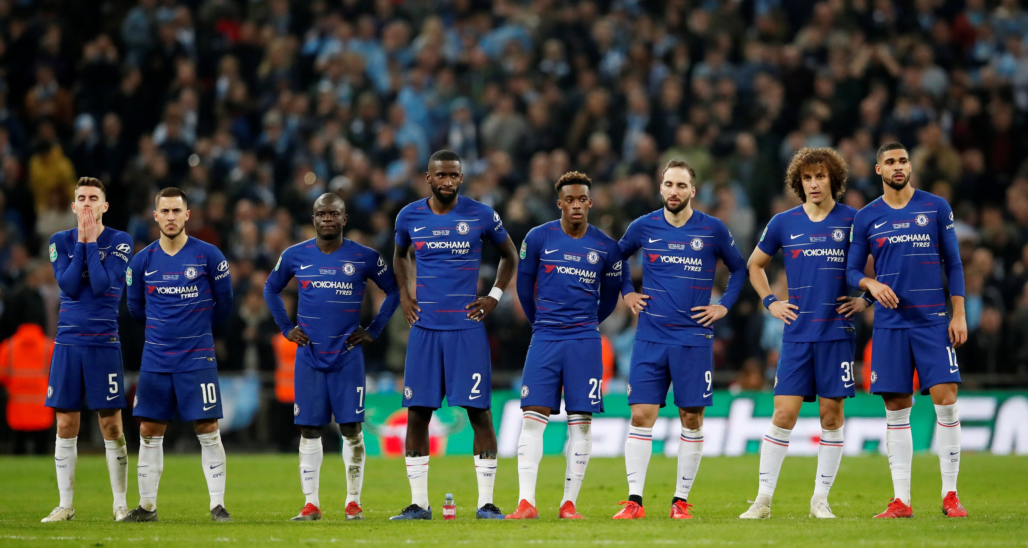 Chelsea 2018 2019 Premier League Player Ratings By Ayden Malek Medium