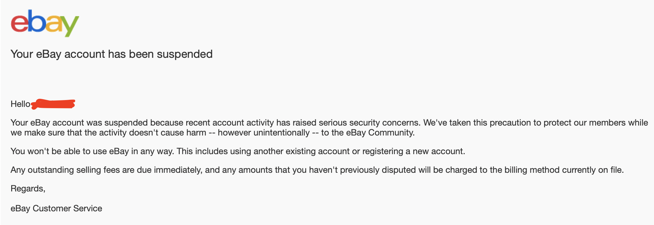 How Do I Reinstate My Ebay Account Within 15 Hours When It Was Suspended Permanently By Fighter Aug 2020 Medium