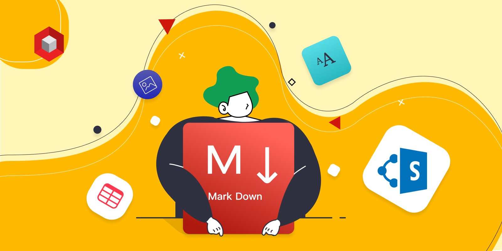 Markdown Web Part in SharePoint Modern Experience - NIFTIT