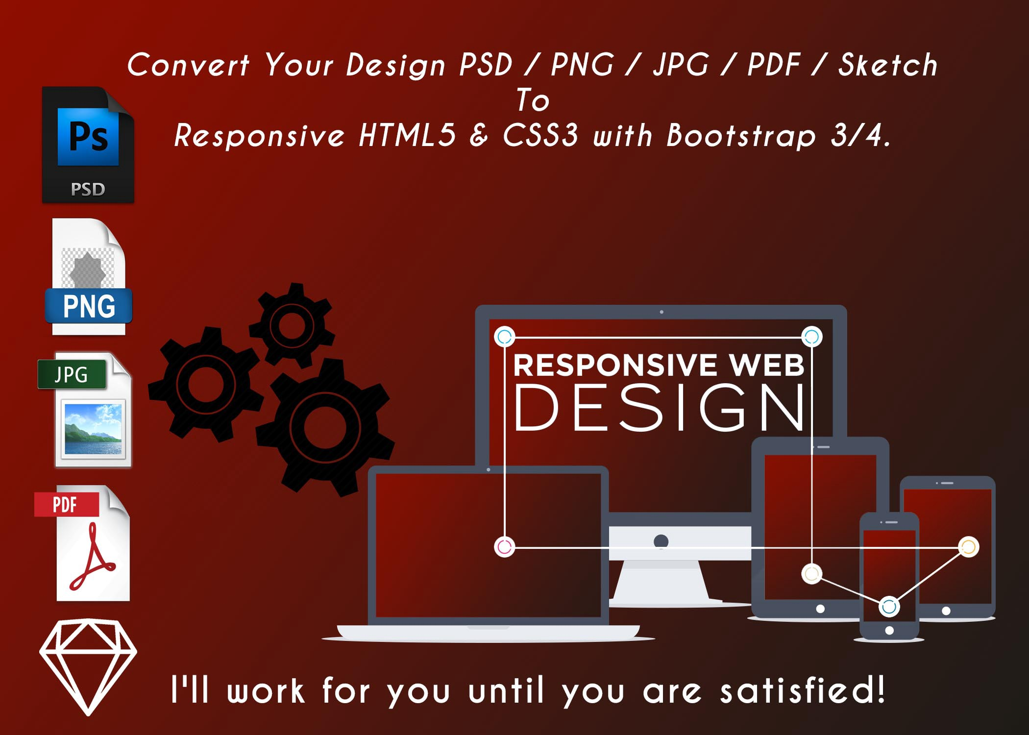Psd To Html Conversion If You Want To Convert Any Psd Or Png By Rakibul Hasan Medium