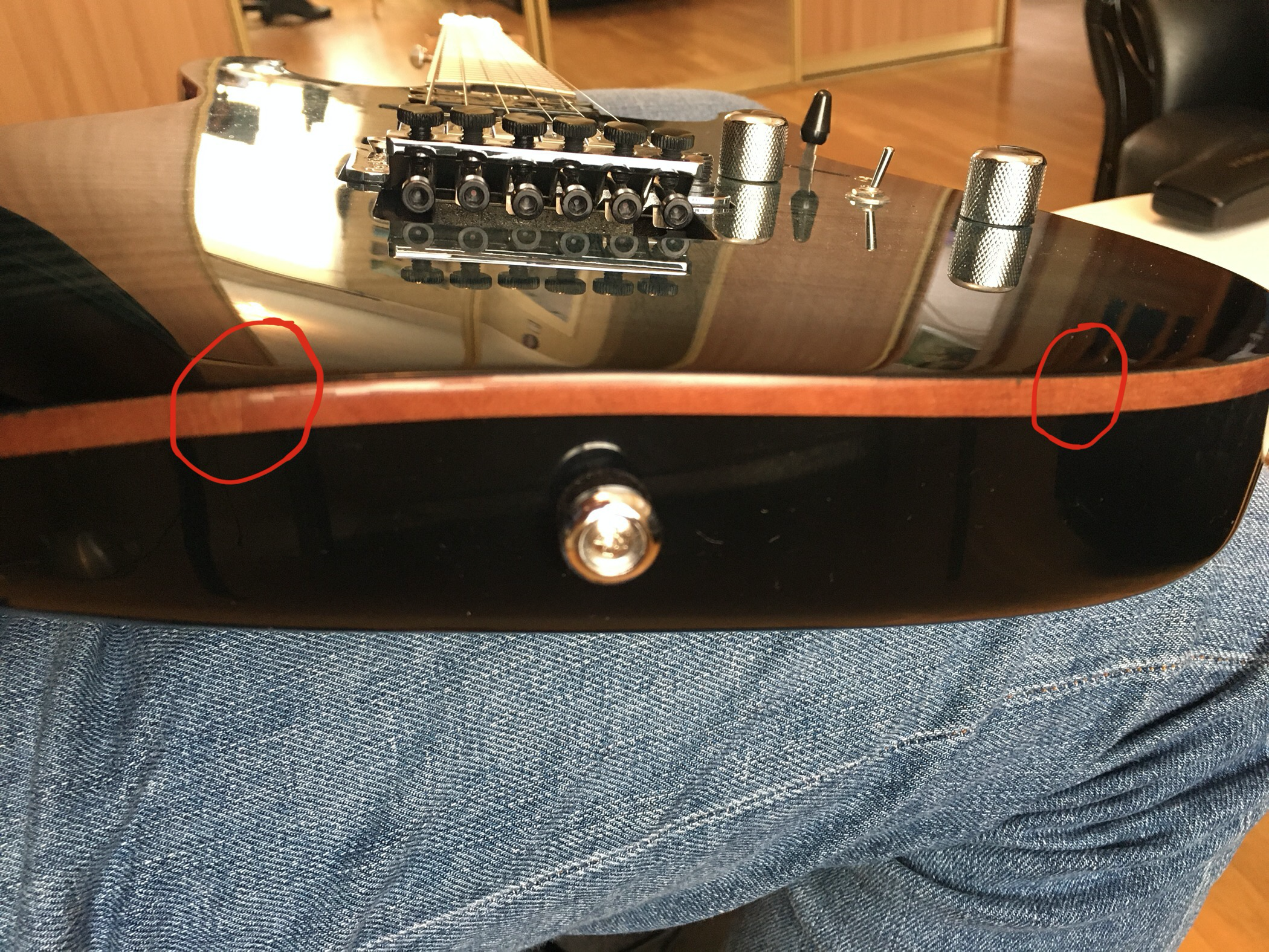 Review Of The Harley Benton Fusion Ii By Michel Medium