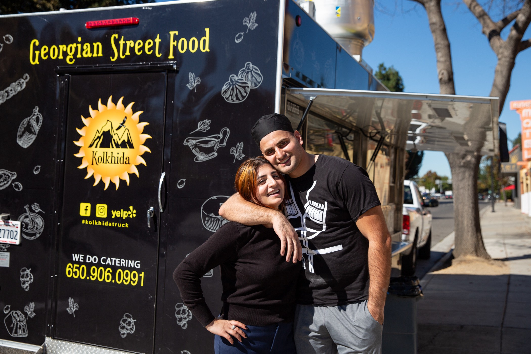 Mountain View S Food Truck Scene Is