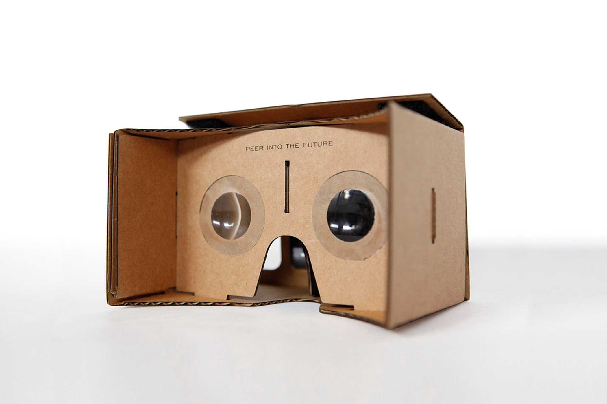 Google Cardboard and the VR First-Timer - Adventures in