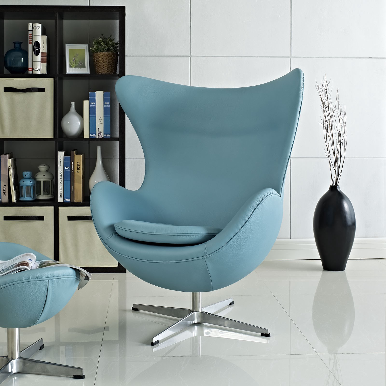 Modern Accent Chairs In The Living Room: How To Choose
