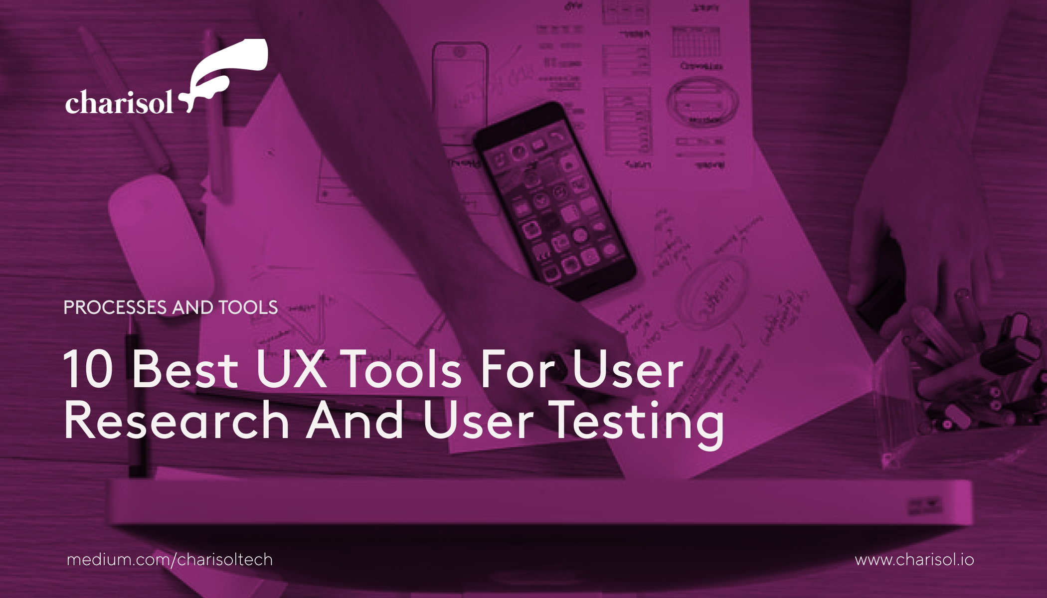 10 Best UX Tools For User Research And User Testing.