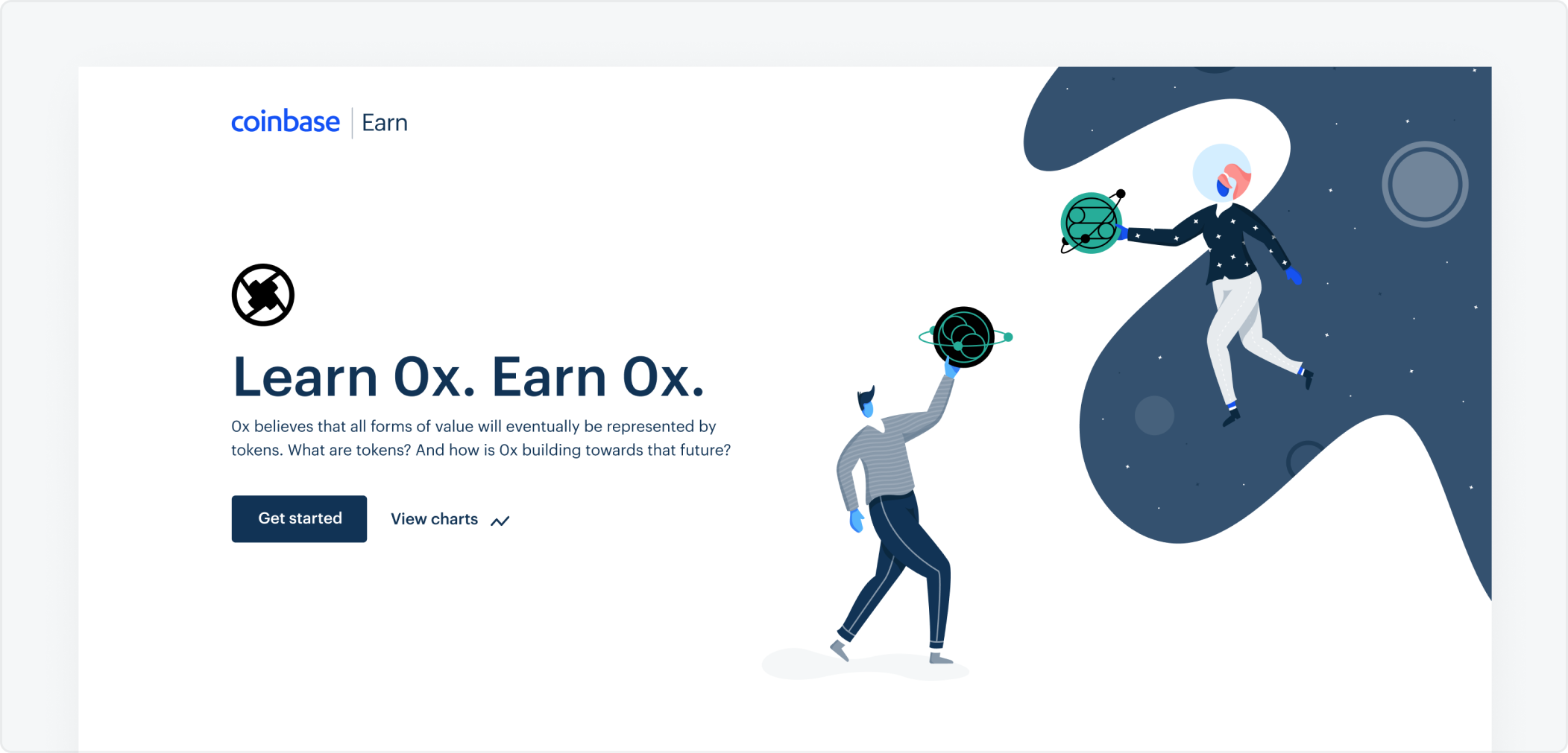Join the Tokenized Economy with Coinbase Earn - 0x Blog