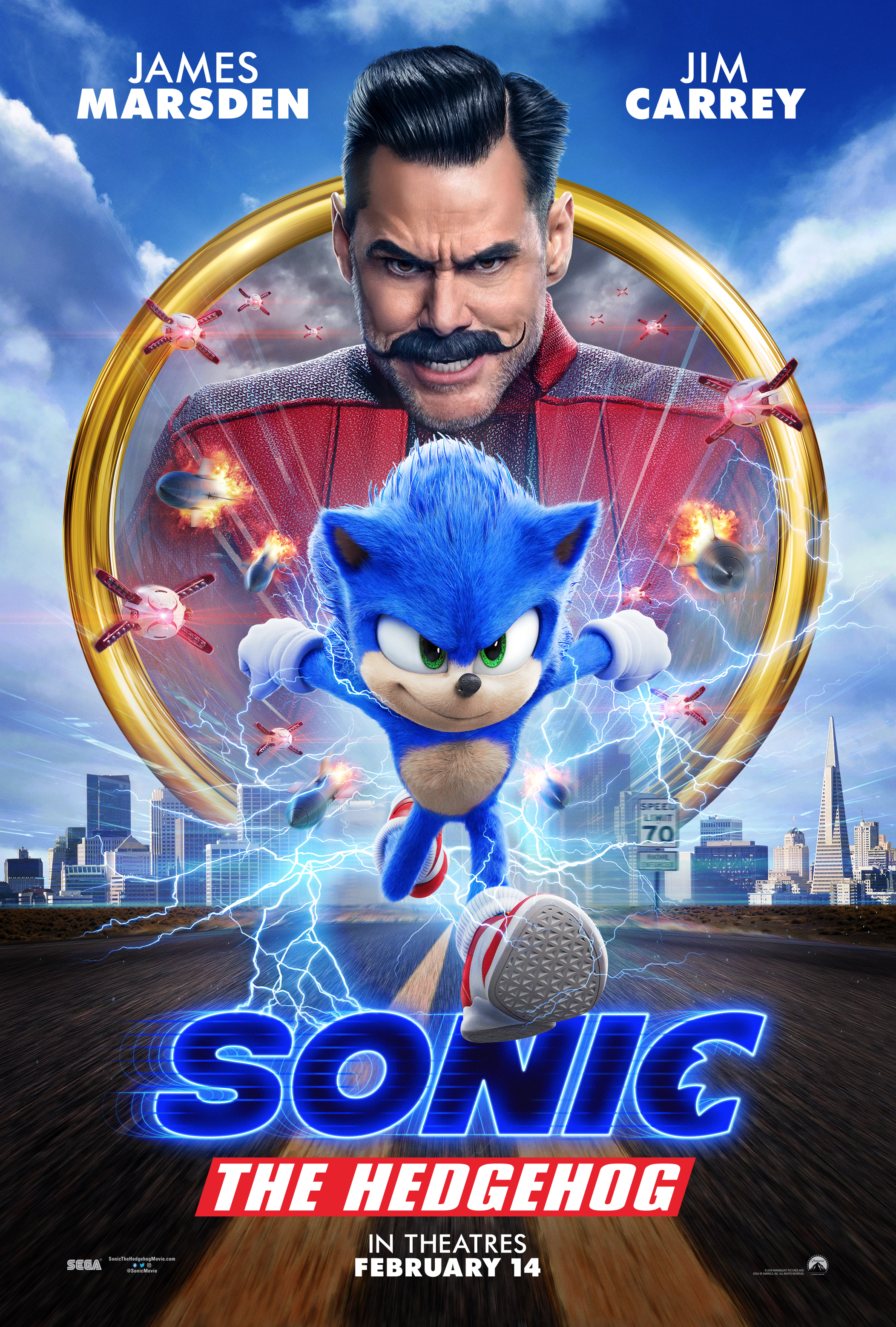 Sonic The Hedgehog He Came He Saw He Flossed By The Spectator The Spectator