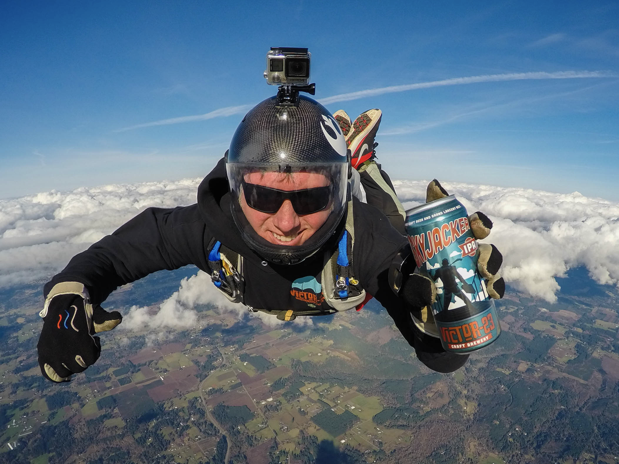 The Boogie Blues And Other Things I Learned About Skydiving