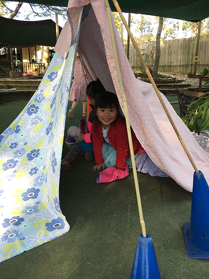 Cubby House Building More Than Just Good Fun By Felicity Barclay Medium