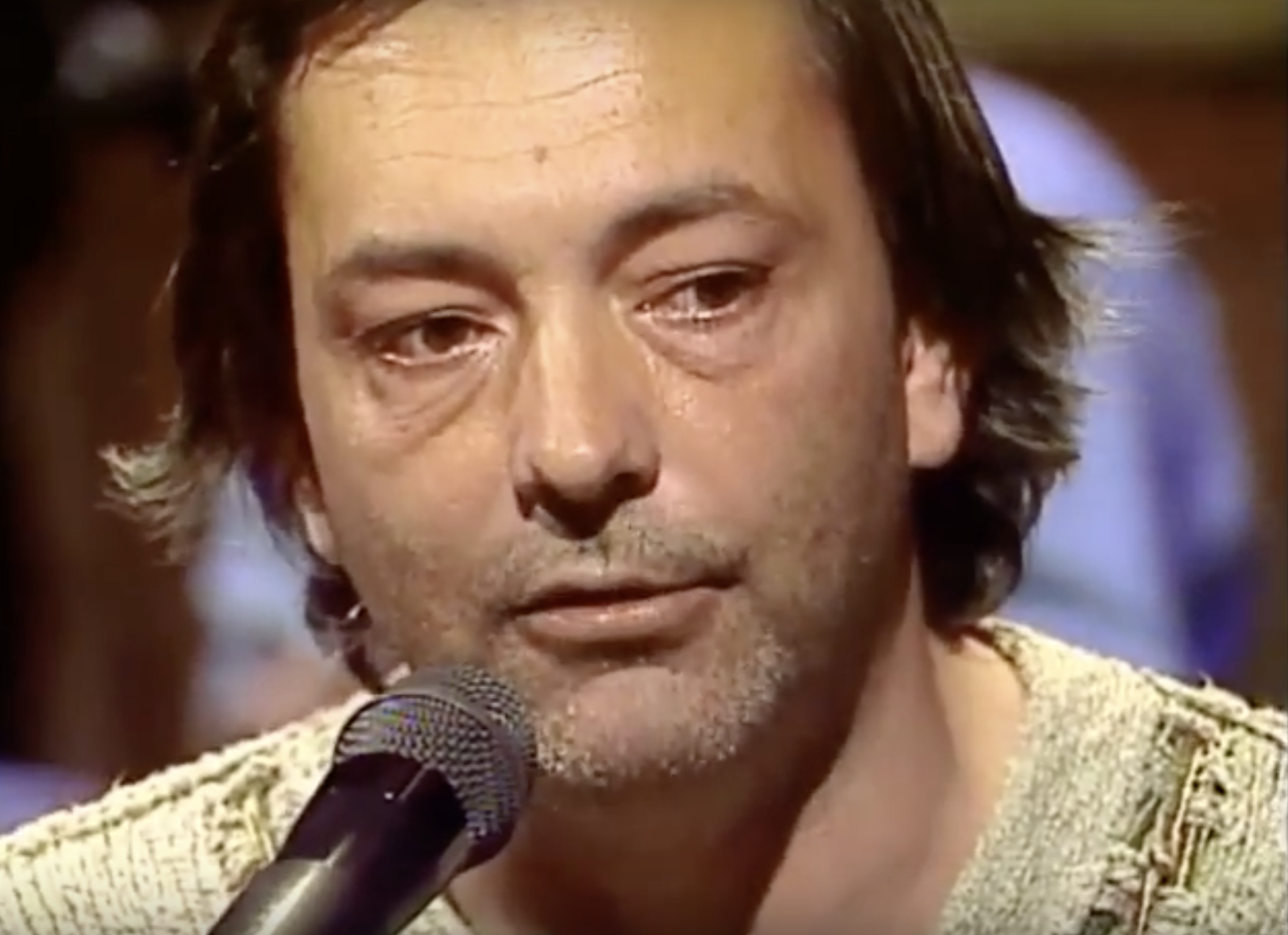 Rich Mullins died 20 years ago  This is what he left me