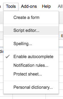 Auto-incrementing ID Columns in Google Sheets - Cloudstitch