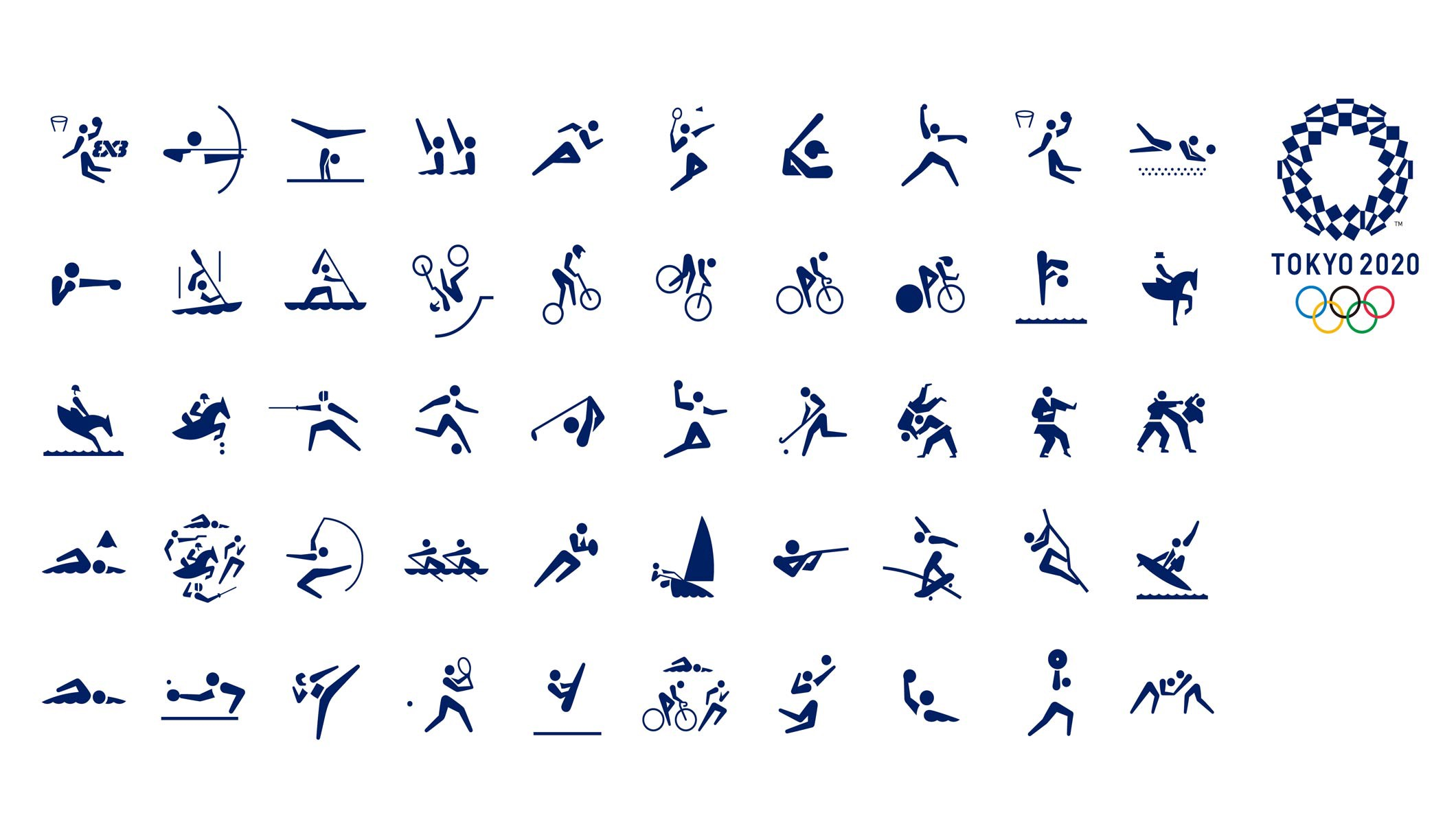 2020 Winter Olympic Memes.The Stories Beneath The 5 Best Tokyo Olympic Pictograms