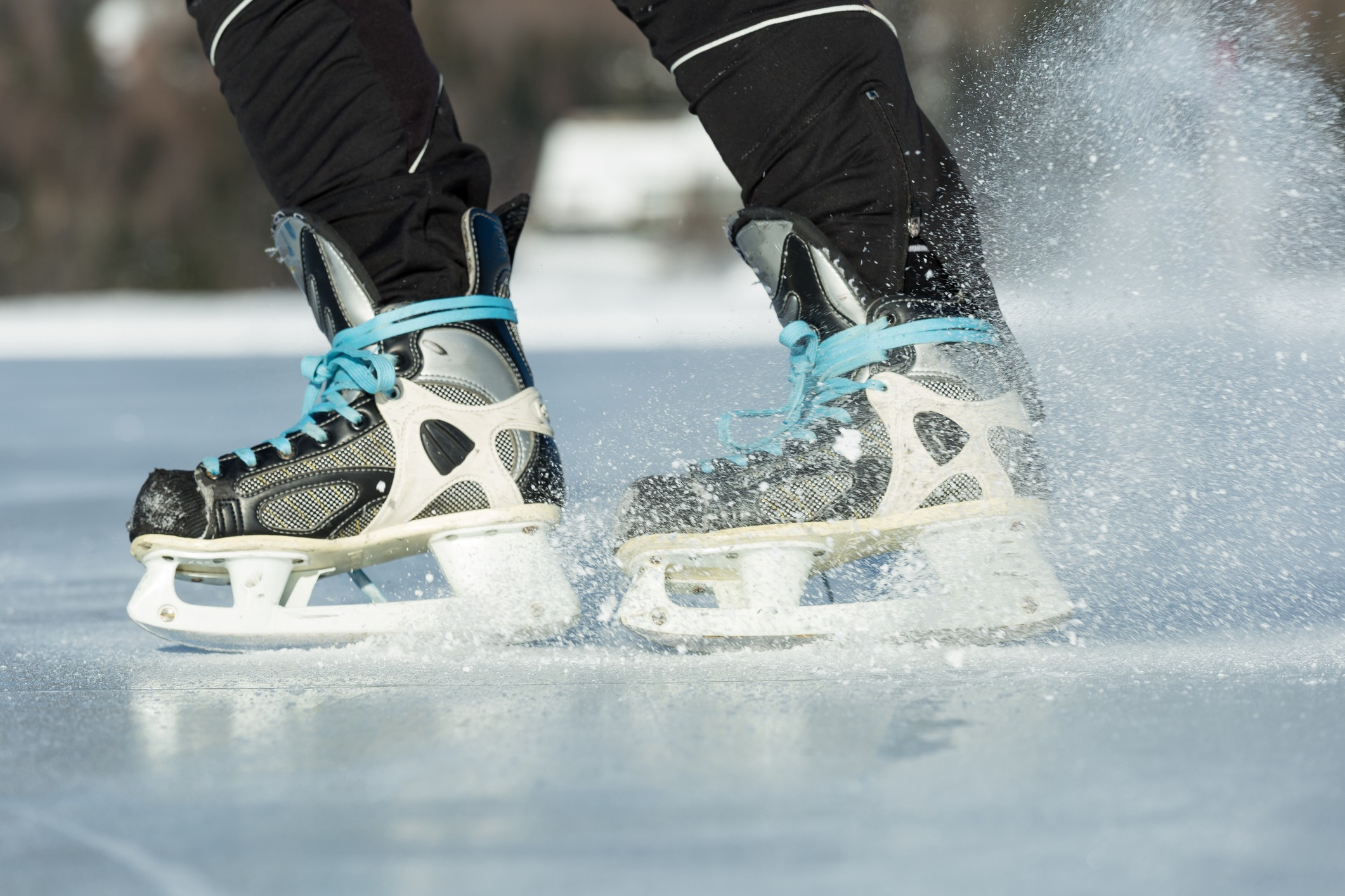 Science Of Ice Skating The Very First Ice Skates Were Made In By Bayer Us The Beaker Life