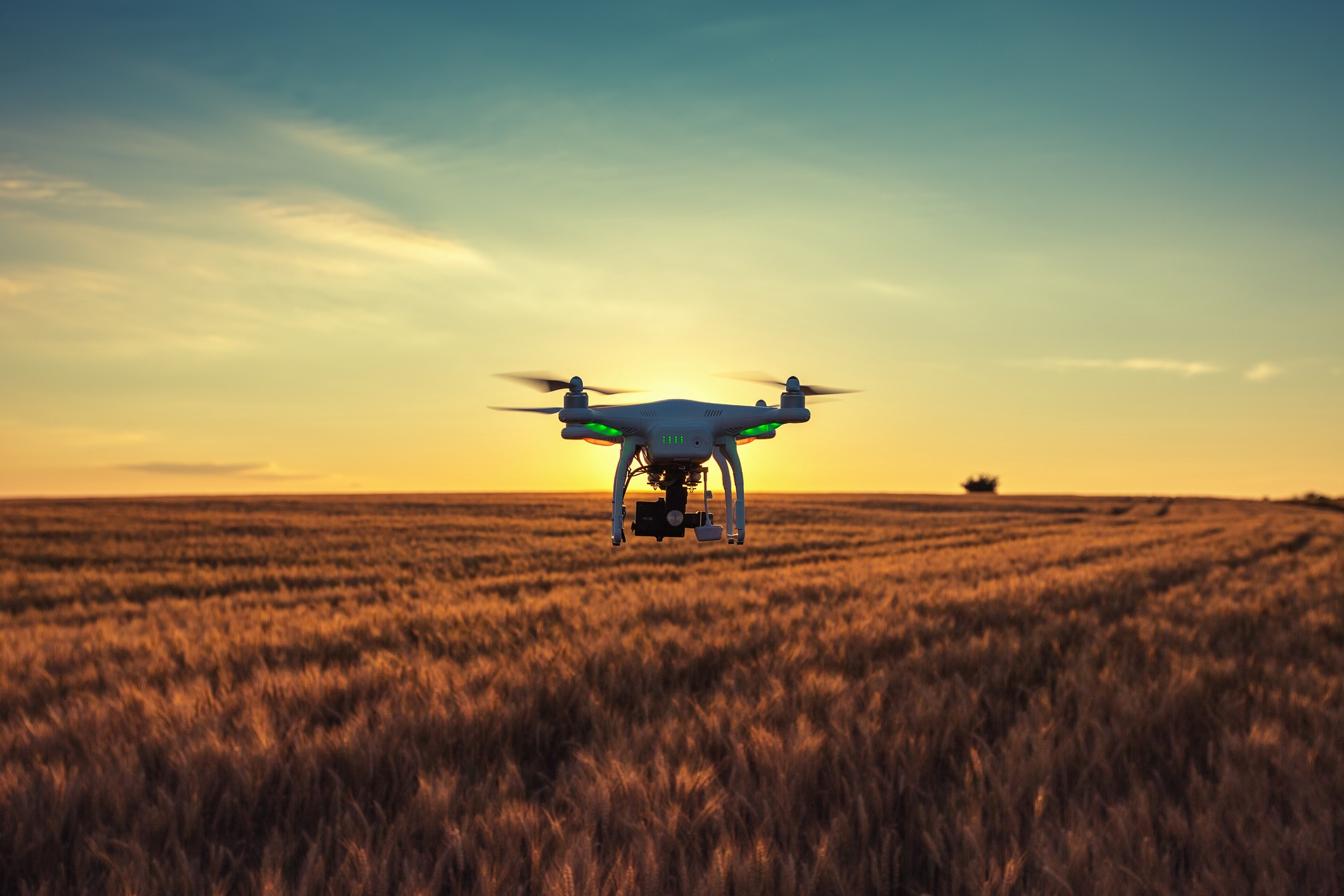 Drones in Agriculture, Then and Now - DroneDeploy's Blog
