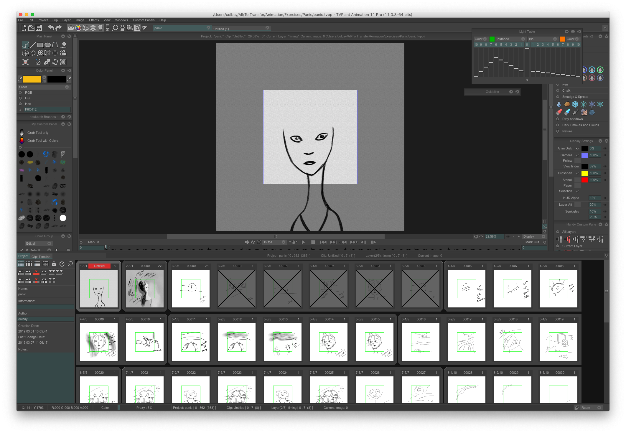 How to get started with hand-drawn animation — Part III