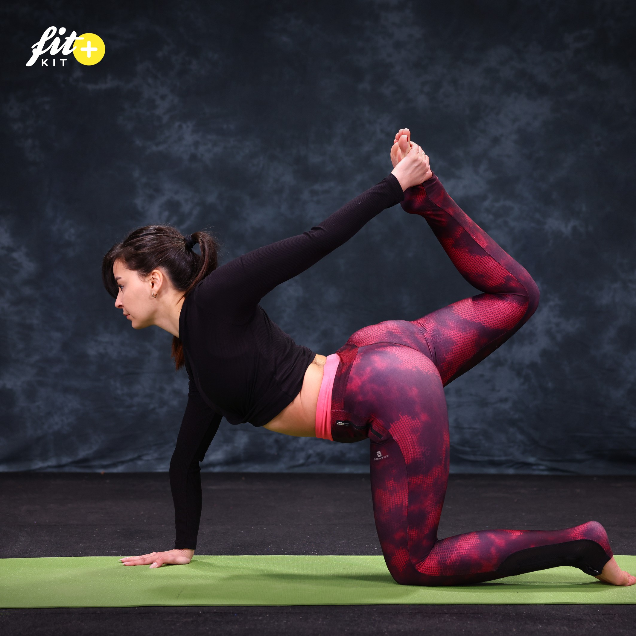 FitKit Plus Ashtanga Vinyasa Full Body програма на Радица Балеска